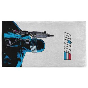 G.I. Joe Head Print - Fitness Towel