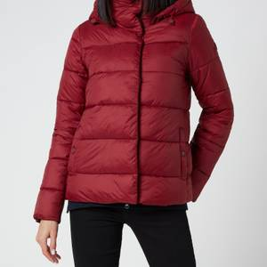Barbour Women's Limpet Quilt Coat - Carmine
