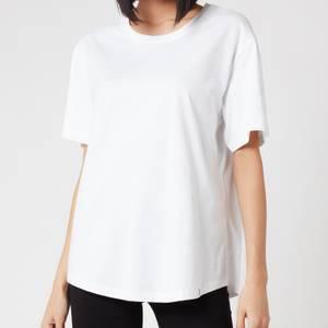 Les Girls Les Boys Women's Single Jersey T-Shirt - White