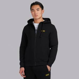 Barbour International Men's Essential Zip Hoodie - Black