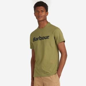 Barbour Men's Logo T-Shirt - Burnt Olive