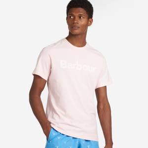 Barbour Men's Logo T-Shirt - Chalk Pink