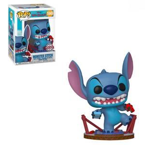 Disney Lilo and Stitch Monster Stitch EXC Funko Pop! Vinyl