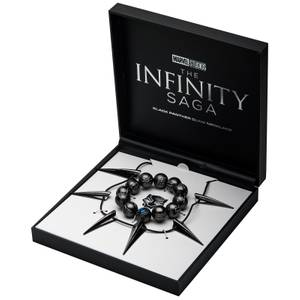 Marvel Black Panther Collector Replica Set - Kimoyo Beads and Tchalla Necklace (Worldwide Exclusive)
