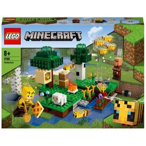LEGO Minecraft: The Bee Farm Building Set (21165)