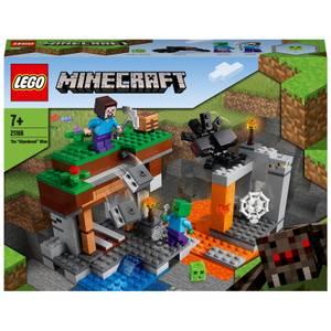LEGO Minecraft: The Abandoned Mine Building Set (21166)