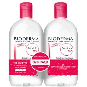 Bioderma Sensibio Micellar Water Duo Pack
