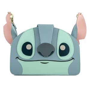 Loungefly Disney Stitch Luau Cosplay Cross Body Bag