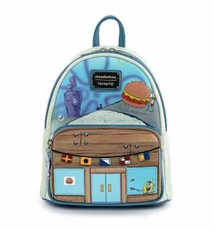 Loungefly Spongebob Krusty Krab Mini Backpack