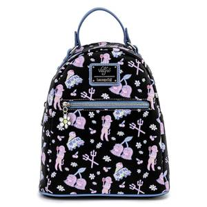 Loungefly Valfre Lucy Art AOP Mini Backpack