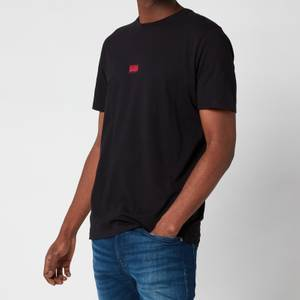 BOSS Casual Men's Tblurry 5 T-Shirt - Black