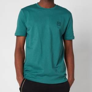 BOSS Casual Men's Tales T-Shirt - Open Green