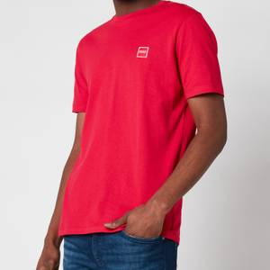 BOSS Casual Men's Tales T-Shirt - Medium Pink