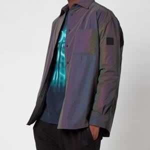BOSS Casual Men's Leighten Overshirt - Black