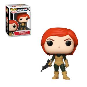 G.I Joe Scarlett Funko Pop! Vinyl