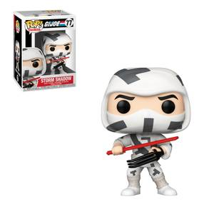 G.I. Joe S3 V2 Storm Shadow Pop! Vinyl Figure