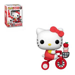 Sanrio Hello Kitty x Nissin Hello Kitty on a Bike Funko Pop! Vinyl