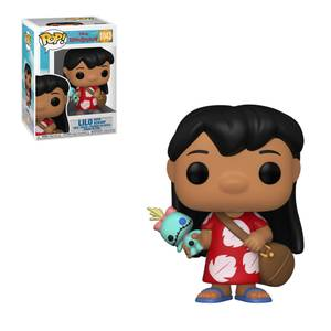 POP Disney:Lilo&Stitch- Lilo mit Scrump