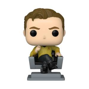 Star Trek Captain Kirk in Chair Funko Pop! Vinyl