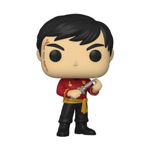 Star Trek Mirror Mirror Sulu Funko Pop! Vinyl