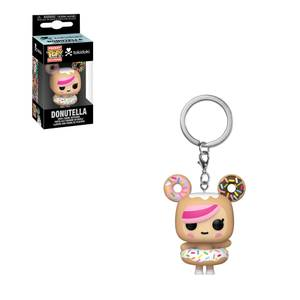 Llavero Funko Pocket Pop! - Donutella - Tokidoki