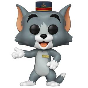 Tom et Jerry Tom Pop! Figurine en vinyle