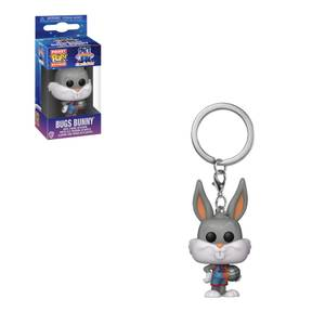 Space Jam Bugs Bunny Pop! Vinyl Keychain