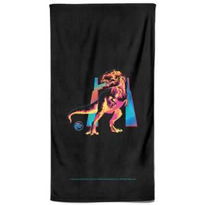 Jurassic Park TRex Bath Towel