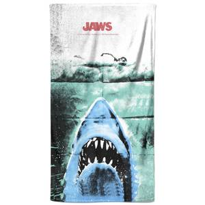 Jaws Iconic Image Bath Towel