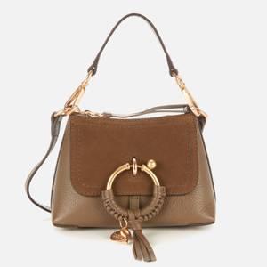 See by Chloé Women's Mini Joan Cross Body Bag - Moss