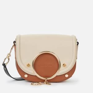 See by Chloé Women's Mara Shoulder Bag - Cement Beige