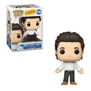 Seinfeld Jerry with Puffy Shirt Funko Pop! Vinyl