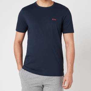 BOSS Athleisure Men's Tee 01 T-Shirt - Navy