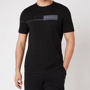BOSS Athleisure Men's Tee 1 T-Shirt - Black