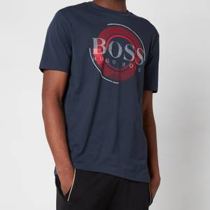 BOSS Athleisure Men's Teeonic T-Shirt - Navy