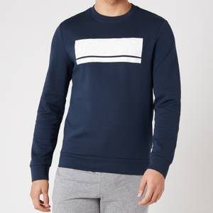 BOSS Athleisure Men's Salbo 1 Sweatshirt - Navy