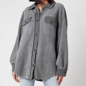 Free People Women's Ruby Jacket - Eucalyptus Oak