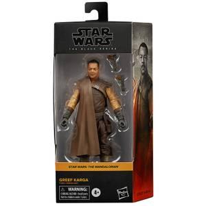 Hasbro Star Wars The Mandalorian Black Series Greef Karga Action Figure