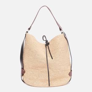 Isabel Marant Women's Bayia Basket Bag - Natural