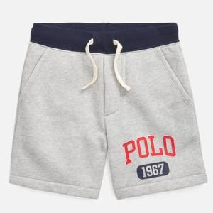 Polo Ralph Lauren Boys' Fleece Shorts - Andover Heather