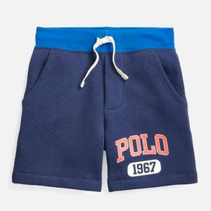Polo Ralph Lauren Boys' Fleece Shorts - Newport Navy