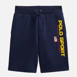 Polo Ralph Lauren Boys' Sport Fleece Shorts - Cruise Navy