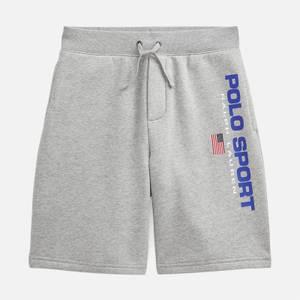 Polo Ralph Lauren Boys' Sport Fleece Shorts - Andover Heather
