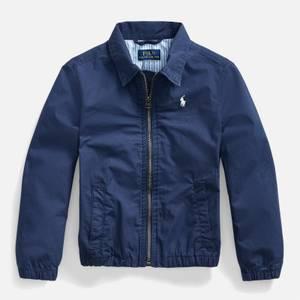Polo Ralph Lauren Boys' Bayport Jacket - Newport Navy