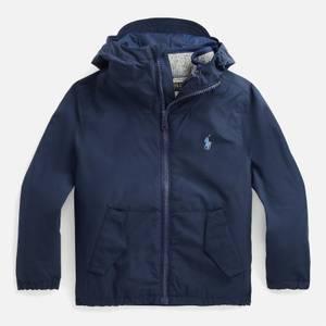 Polo Ralph Lauren Boys' Portland Jacket - Newport Navy/Andover Heather