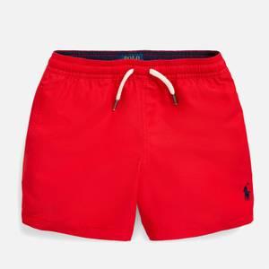 Polo Ralph Lauren Boys' Swim Shorts - Red