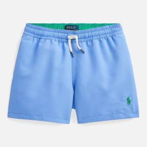 Polo Ralph Lauren Boys' Swim Shorts - Harbor Island Blue