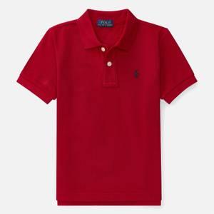 Polo Ralph Lauren Boys' Polo Shirt - Red