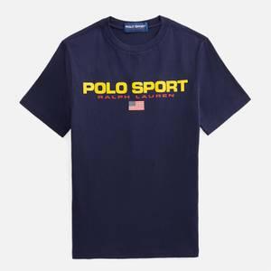 Polo Ralph Lauren Boys' Short Sleeved T-Shirt - Cruise Navy