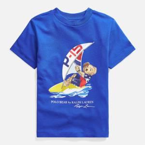 Polo Ralph Lauren Boys' Short Sleeved T-Shirt - Sapphire Star